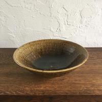 余宮隆 飴釉鉢