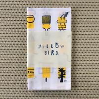 Laura Carlin YBオリジナル手ぬぐい yellow stickers