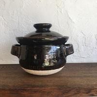 杉本寿樹 飴釉 ごはん鍋 3合用