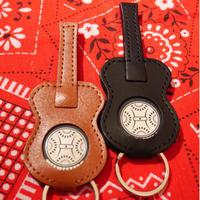 ギター型ピックケース