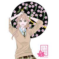 ちはやふる基金チャリティー ポストカード5枚 Girlsセット [chihaya10002]
