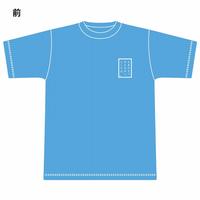 第42回全国高校かるた選手権大会 Tシャツ ブルー