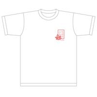 ちはやふる基金チャリティー Tシャツ 白 キッズサイズ [chihaya10010]
