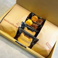 《ギフトBOX入り》コーヒー豆2種とにゃんこ焼き菓子set