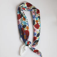 scarf <Flower hug>