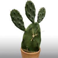 Cactus Clock   カクタスクロック (No.4)