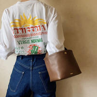 【 Leather Basket 】5colors