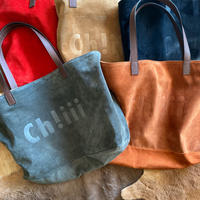 【ch!iii logo pig tote】
