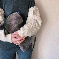 【 Squeeze Crutch / mouton 】
