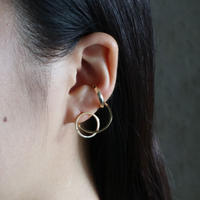 Chienowa /  K10  Gold        Earrings ピアス  (single)
