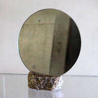 Circle mirror  /   Ajistone sabi 8