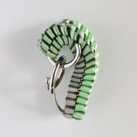 Chienowa / Pierced Earring Mint ピアス(左耳用)