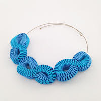Mobius / Necklace Sky Blue