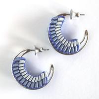 Luna / Pierced Earring Ultramarine ピアス