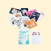 Chika Tanikawa works 2018 -chapter-