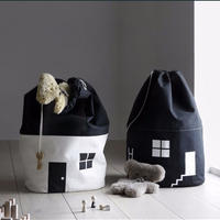 ハウス型収納バッグ