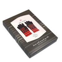 【おうち時間を楽しもう!】エストニアMuhu glove 手編みキット*Cタイプ