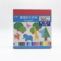 折り紙 徳用おりがみ(300枚)
