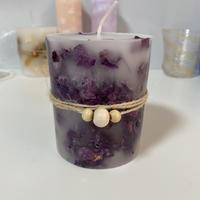 candle*botanical/パープル*真正ラベンダー