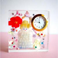 NEW WAVE SUGAR時計 「プリンセス」