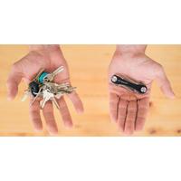 キーケース KeySmart スタイリッシュなキーケース