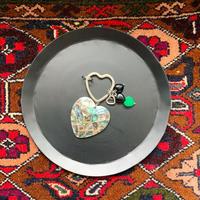 silver heart key ring〔フックなし〕
