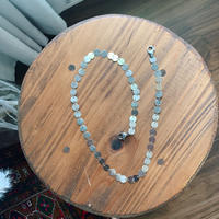 circle chain mask strap