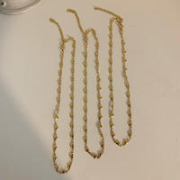 gold heart choker necklace