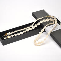 EYFe  Flower Lace Cord  <Stretch>   BE