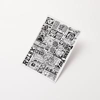 Chocomoo EXHIBITION ポストカードE