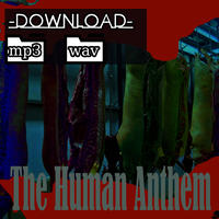 """2nd single """"The Human Anthem"""" -Download by Dropbox- free shipping"""