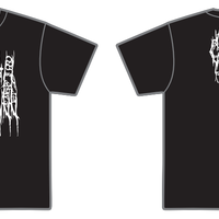 Bloody Hell T-shirt WHITE LOGO