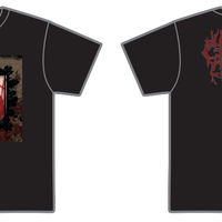 Bloody Hell T-shirt RED LOGO