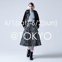 2019A/W  展示会ご来場受付  @TOKYO