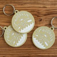 "Key Ring  ""BISCUIT"" 1PC"