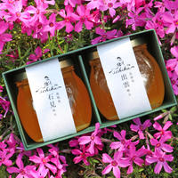 島根県 出雲・石見 採蜜 生はちみつ味比べセット