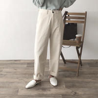basic chino pants(即納)