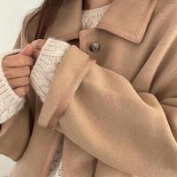 VEGETABLE watt handmade coat(予約)