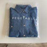 VEGETABLE denim shirts(予約)