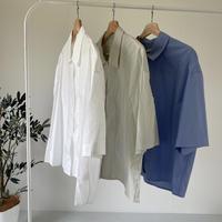 BRUNCH veil shirt (即納)