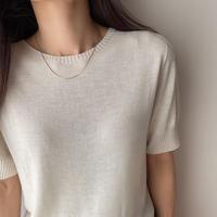 bas standard rola linen knit(即納)