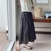 BRUNCH eddy skirt(即納)