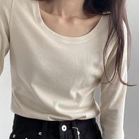 ounce leads u neck t shirts(予約)
