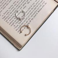 matte ring(knit)