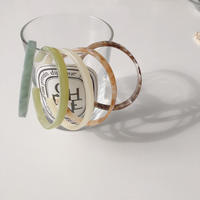 color marble bangle