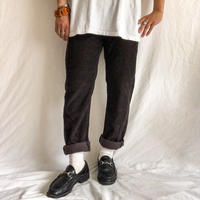 2000's~ Levi's brown color corduroy pants