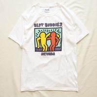 キースヘリング  Keith Haring プリントTシャツ/古着 ビンテージ