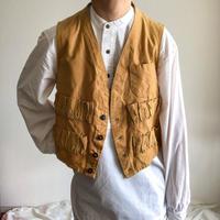 Vintage 1960's~ hunting vest