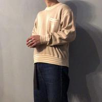 "1980's~ ""Liz sport"" ワンポイント刺繍 スウェット / 古着 ビンテージ"