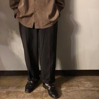 Calvin Klein カルバンクライン ストライプ柄 スラックスパンツ / 古着 ビンテージ